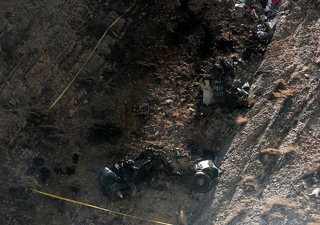 İran'da düşen özel Türk uçağında ölen 8 kişinin cenazelerine ulaşıldı