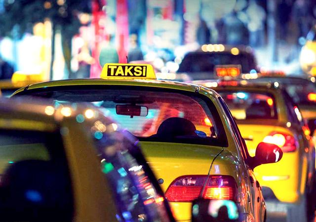 Taksici-UBER kavgası gittikçe büyüyor! Plaka ağaları şarkıcı oyuncu doktor kim?
