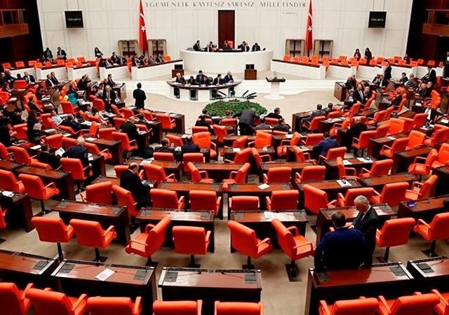 İttifak yasası Meclis'ten geçti