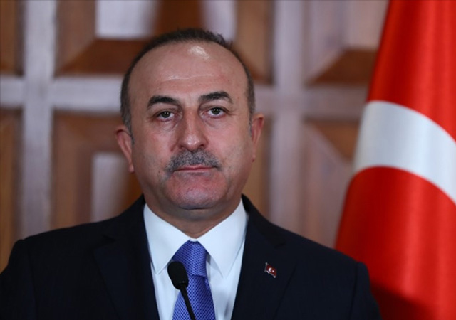 Çavuşoğlu: Suriye ile sahadaki belirli konularda istihbari temas olabilir