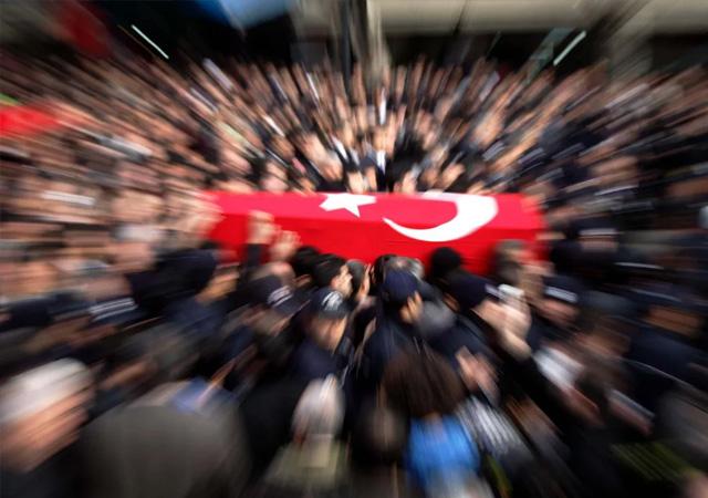 TSK: Zeytin Dalı Harekatı'nda bir asker şehit oldu