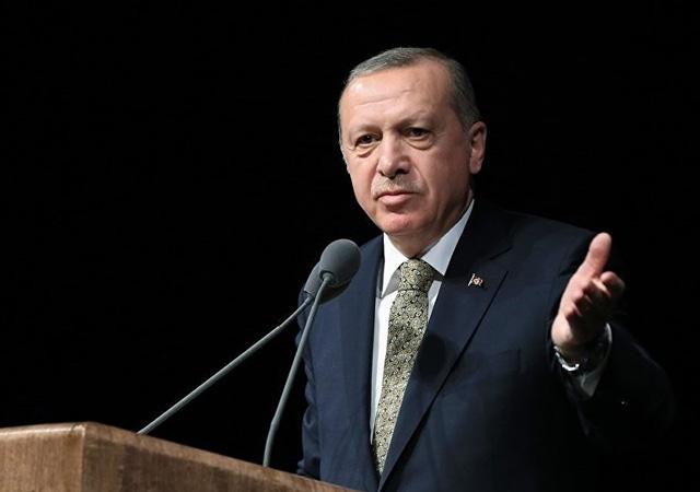 Erdoğan'dan ABD'ye: Suriye'deki 20 üs niye kuruldu?