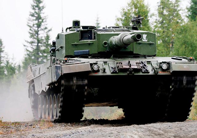 Almanya doğruladı: Berlin, Afrin'le beraber Türkiye'ye milyonlarca euroluk askeri malzeme satmış