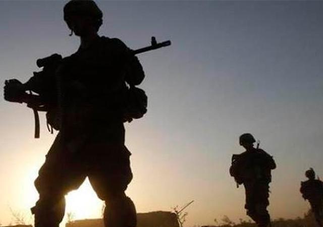 Afrin'den acı haber: 1 asker şehit