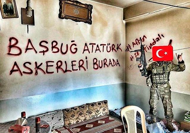 Afrin paylaşımı HDP'yi rahatsız etti