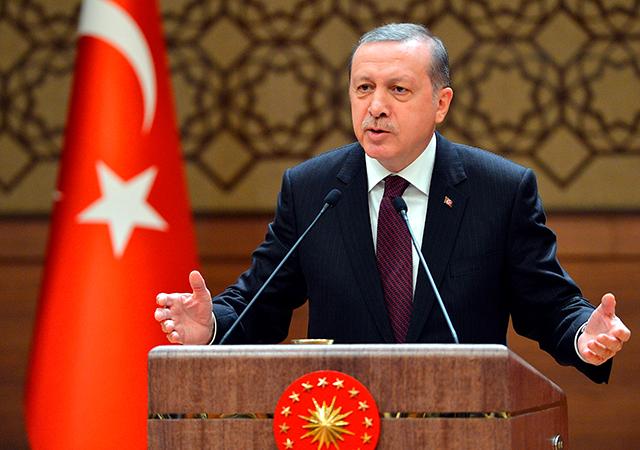Cumhurbaşkanı Erdoğan: Bürokrat bulunduğu makamı fuzuli yere işgal etmesin