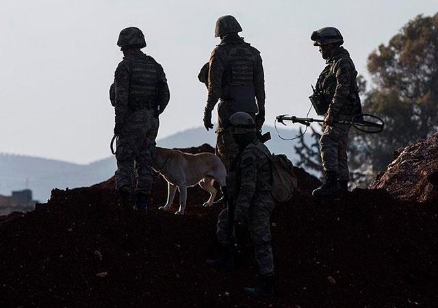 Afrin'den son dakika! İki asker şehit oldu