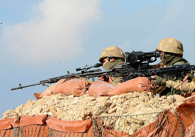 Tunceli'de 4 terörist etkisiz hale getirildi