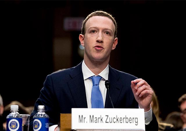 Facebook CEO'su Zuckerberg: Benim hatamdı ve özür dilerim