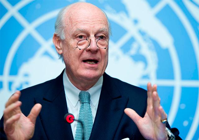 BM Temsilcisi: Uluslararası güvenlikten endişe duydum
