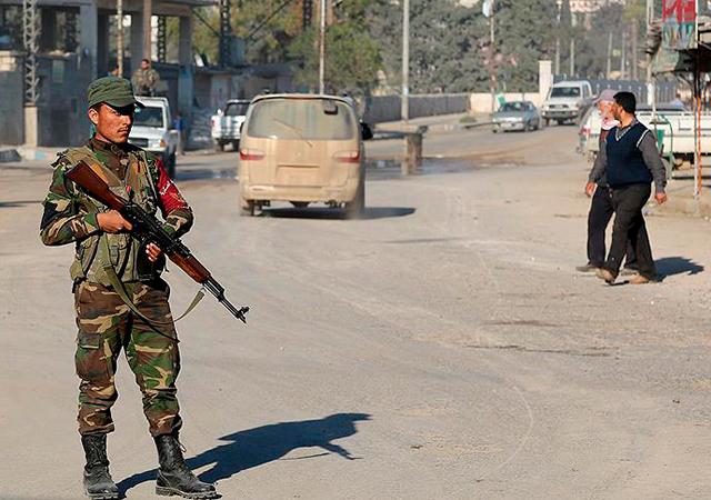Afrin'de geçici yerel meclis kuruldu