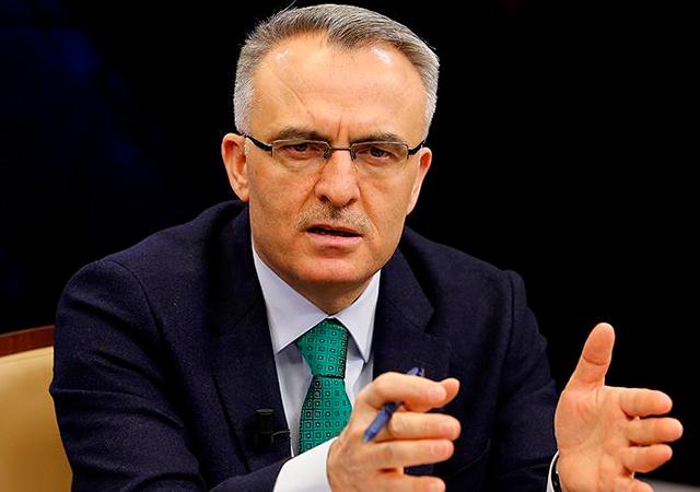 Maliye Bakanı Ağbal: Dalgalanmalar var, onların hepsi yatışacak