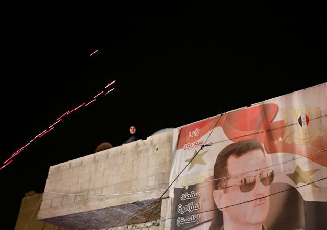 Esad'dan ilk açıklama: Batılı güçler kontrolü kaybettiklerini kabul etmeli