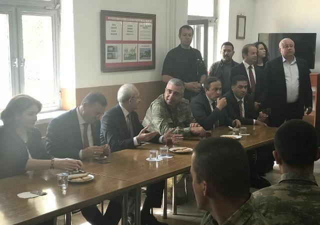 Kemal Kılıçdaroğlu'nun Hayat ziyaretindeki büyük çelişki