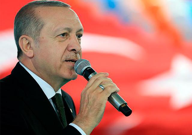 Erdoğan: Pensilvanya'daki sen de geleceksin