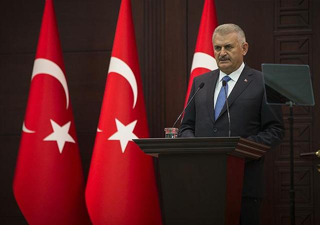 Başbakan'ın Bakanlar Kurulu sonrası açıklaması