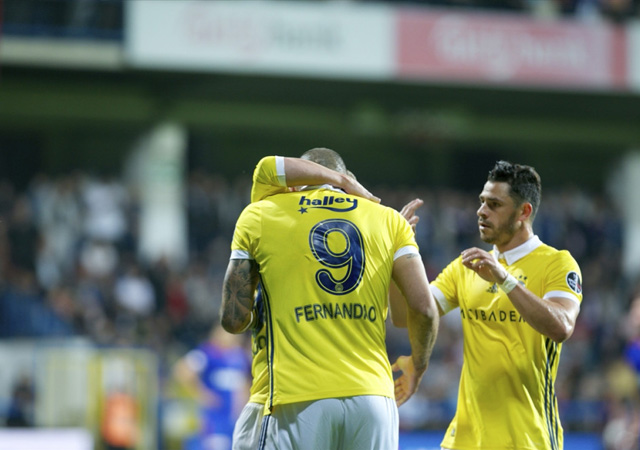 Fenerbahçe, Karabük'e 7 attı