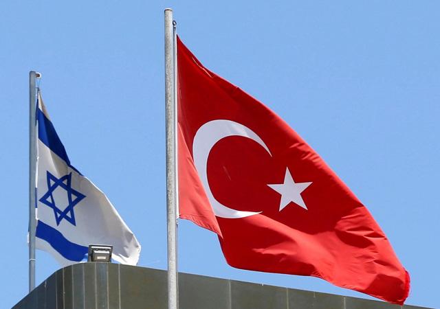 İsrail Türkiye'nin Kudüs'teki büyükelçisinin ülkeyi terk etmesini istedi