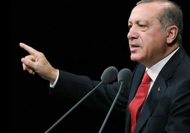 Erdoğan: Bizim de yaptırımlarımız olacak