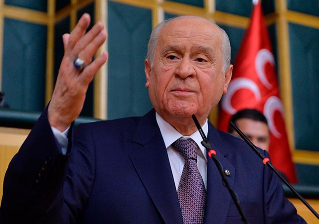 Devlet Bahçeli: Muhalefetin kurduğu ittifak '5 benzemezler'
