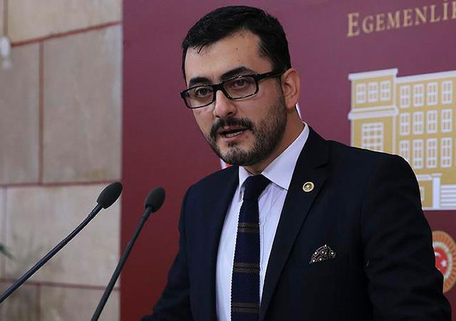 CHP Milletvekili Erdem hakkındaki iddianame kabul edildi