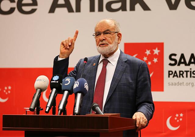 Temel Karamollaoğlu: CHP ile çalışma yapmadık