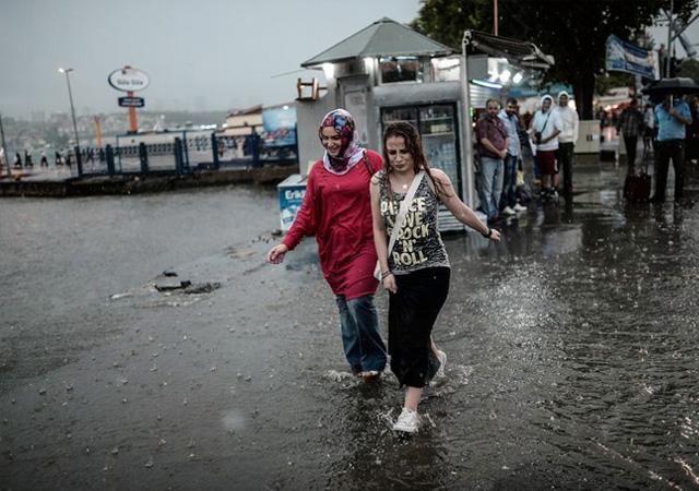 Meteoroloji'den flaş uyarı! İstanbul Ankara ve İzmir dikkat...