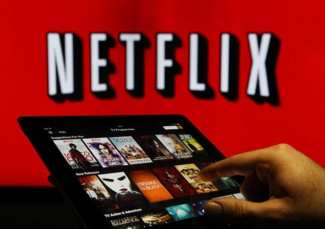 Netflix'in piyasa değeri medya devlerini geride bıraktı