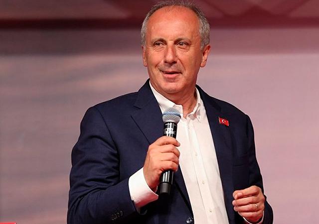 İnce'den Erdoğan'a: En büyük Fetö'cü sensin!