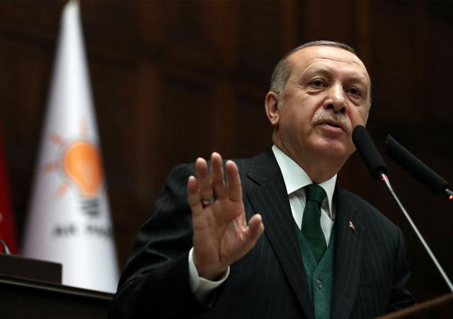 Erdoğan: Sınır ötesi operasyonlardan sadece teröristler rahatsız olur