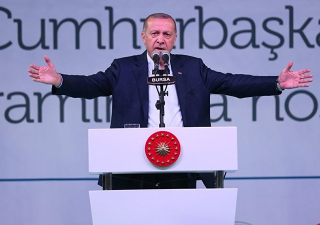 Cumhurbaşkanı Erdoğan: Milletimiz bu işi ikinci tura bırakmayacak