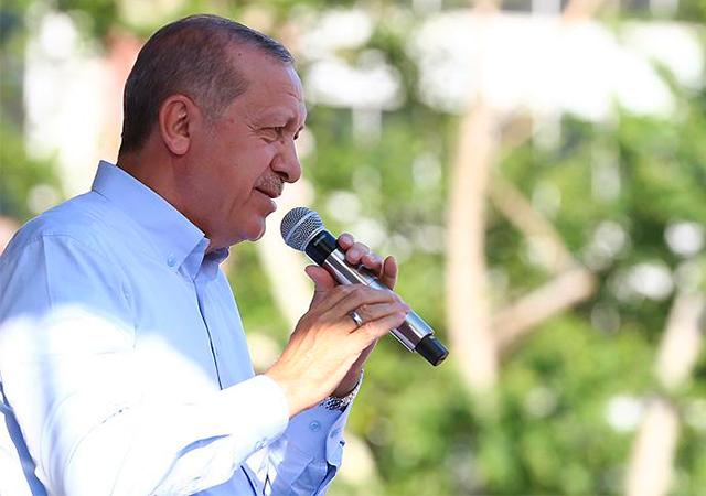 Cumhurbaşkanı Erdoğan: 24 Haziran'da Osmanlı tokadı atmaya hazır mıyız?