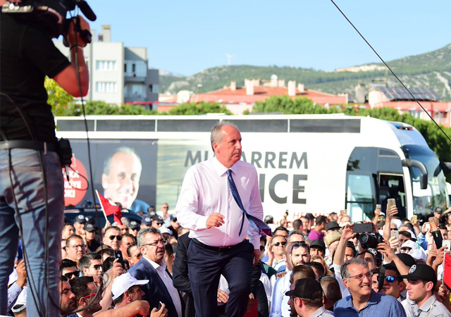İnce'den Erdoğan'a: Sen o MİT'in başındaki adamı değiştir