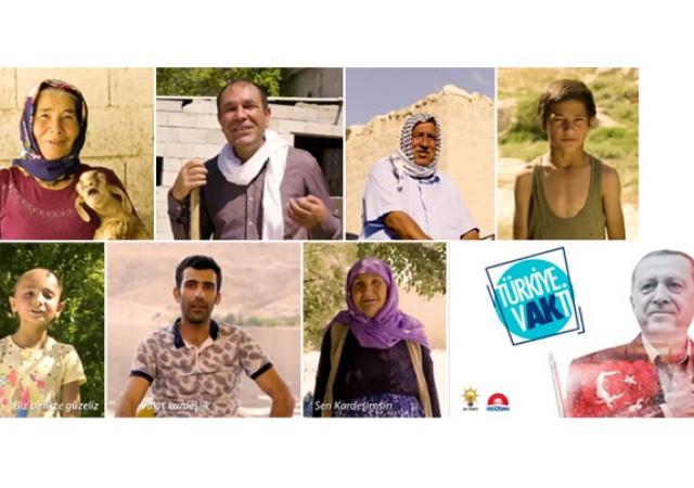 AK Parti'den çok konuşulacak reklam filmi!
