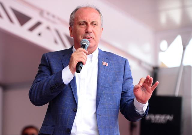 CHP'nin cumhurbaşkanı adayı İnce: Fındık 15 lira olacak