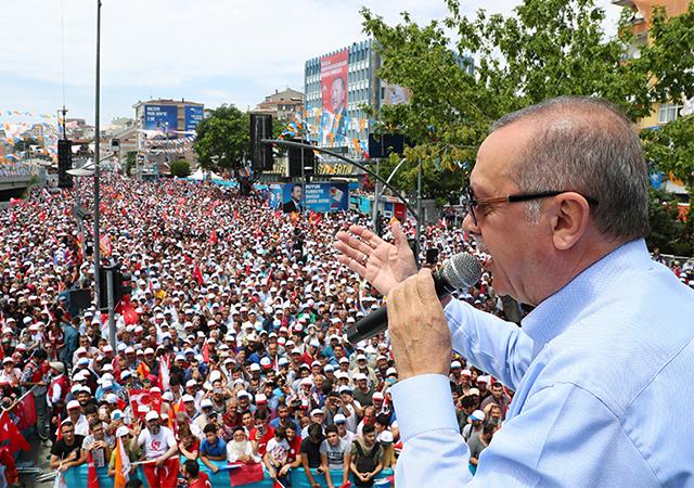 Cumhurbaşkanı Erdoğan: Bugün Kandil'deyiz yarın Sincar'da!