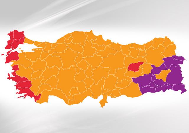 24 Haziran 2018 seçim sonuçları! Cumhurbaşkanlığı 'milletvekili' seçim sonuçları ve oy oranları