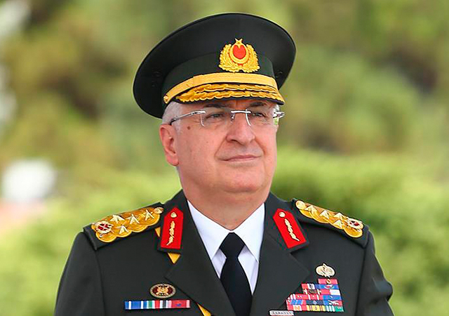 Yaşar Güler TSK'nın 30. Genelkurmay Başkanı oldu