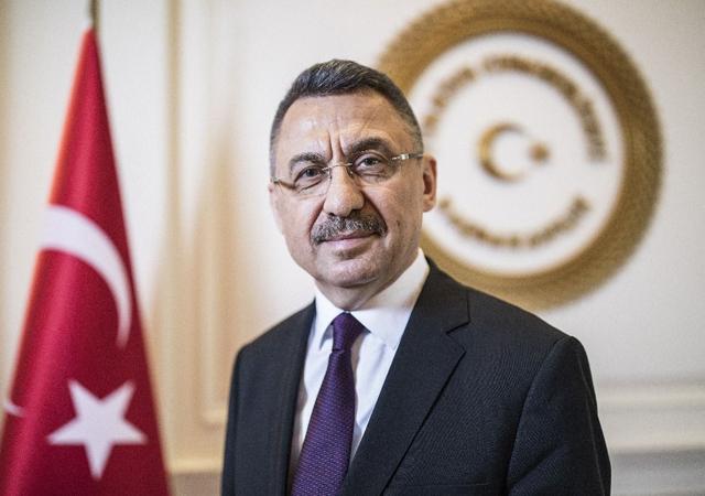 Cumhurbaşkanı Yardımcısı Fuat Oktay'dan ilk açıklama: Azimle görevimi yapacağım
