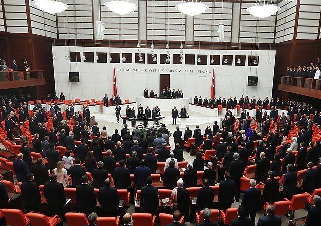 Meclis'te ikinci tur oylaması sona erdi