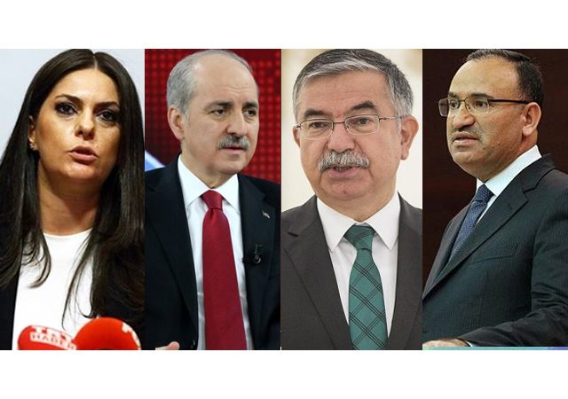 5 eski bakanın yeni görevleri belli oldu…