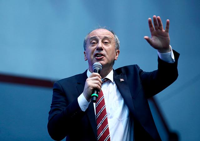 Muharrem İnce: Koltuk derdinde değilim, Türkiye derdindeyim…
