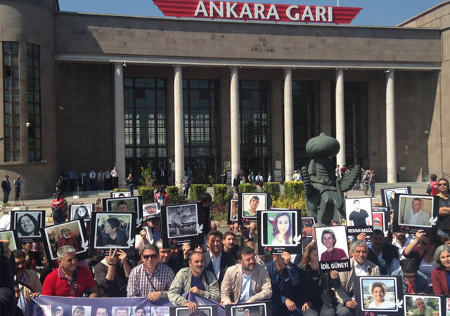 Ankara Garı saldırısı davasında karar…