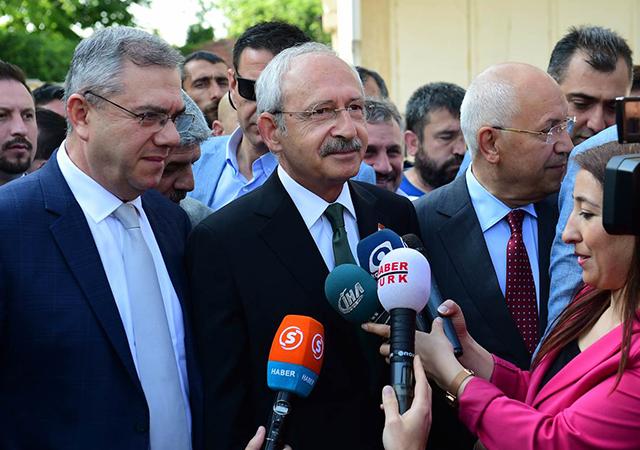 Kılıçdaroğlu: CHP'de önemli değişiklikler olacak…
