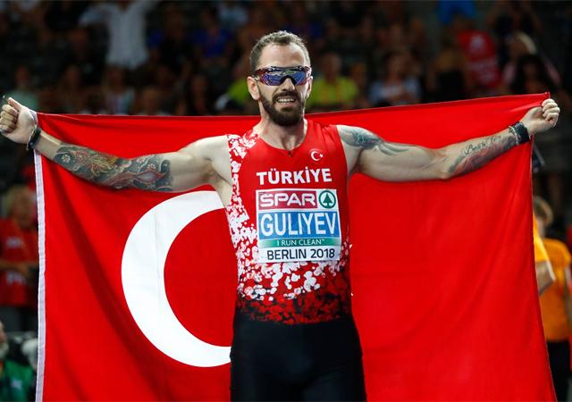 Ramil Guliyev Avrupa Şampiyonu!