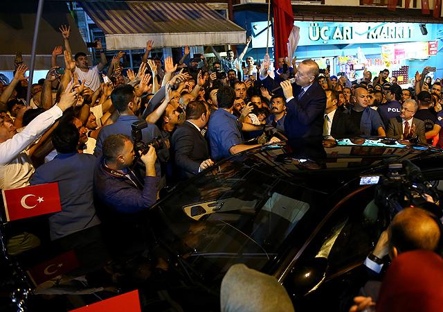Başkan Erdoğan: Onların doları varsa bizim de halkımız var