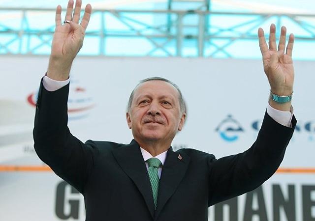 Erdoğan: Neymiş, dövizmiş kurmuş, geçin o işi
