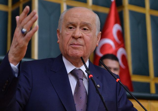 MHP Genel Başkanı Bahçeli: Dövizin yükselişi siyasi, boyun eğmeyeceğiz