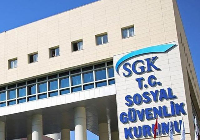 SGK'dan büyük kolaylık…