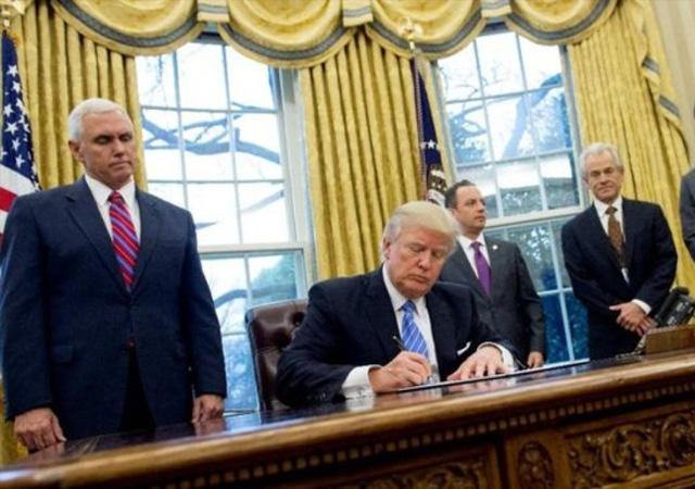 Trump imzayı attı: Dikkat çeken karar!